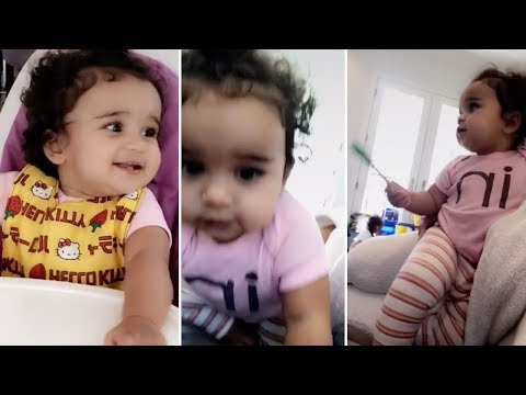 Blac Chyna | Snapchat Videos | September 16th 2017 | ft Dream Kardashian