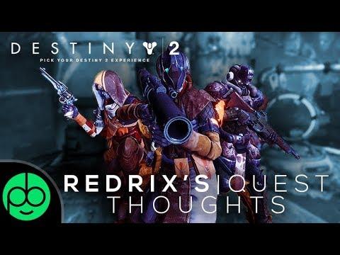 Redrix broadsword quest 2020