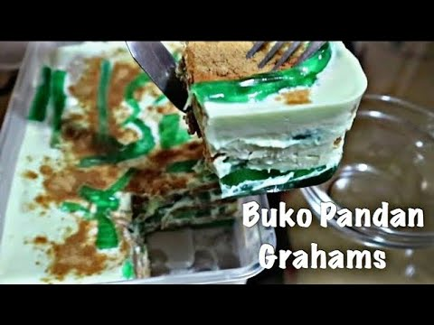 BUKO PANDAN GRAHAMS | TchangAnna