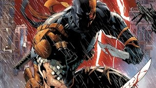 Infinite Crisis News: Deathstroke vs Nightmare Batman - GAMEPLAY