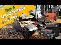 Top 5 Best Tow behind lawn sweeper 2018   Best lawn sweeper   Best Leaf sweeper