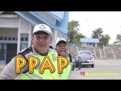 INDONESIAN POLICE OFFICER'S PPAP!
