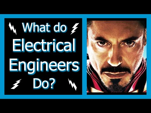 What Does an Electrical Engineer Do? | What is the Work of Electrical Engineer?