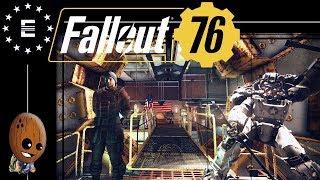 �������� ���� Fallout 76 Прохождение #55➤Один из нас. Мы - Анклав. Карта сокровищ Шлаковой Бездны #7 ������