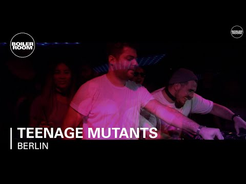 Techno: Teenage Mutants Boiler Room Berlin DJ Set
