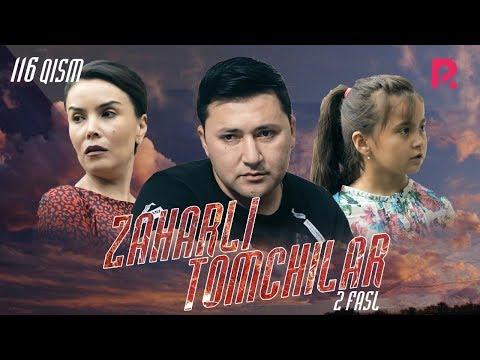 Zaharli Tomchilar (o'zbek Serial) | Захарли томчилар (узбек сериал) 116-qism