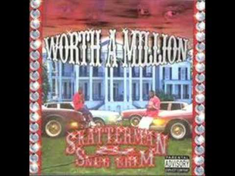Skatterman And Snug Brim - Won't You Feat The Popper
