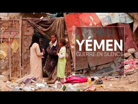 Yémen, guerre en silence