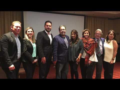 Investors Event in Guatemala City