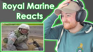 Royal Marine Reacts To Military Fails!!