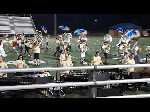 Pearl High School Band/ Uninvited Mvmt 1 & 2