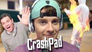 WALMART NINJA!!! w/ Sam Macaroni - CrashPad