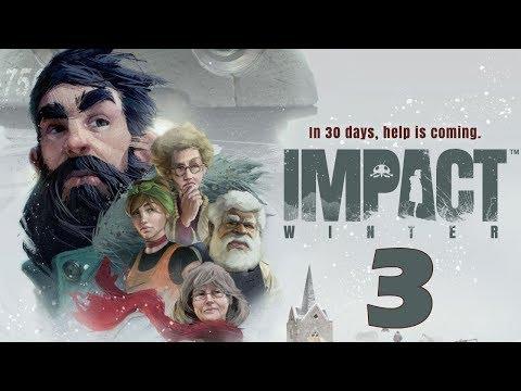 Прохождение Impact Winter #3 - Парк Сент-Кларенс, финансовая компания ACCRUE