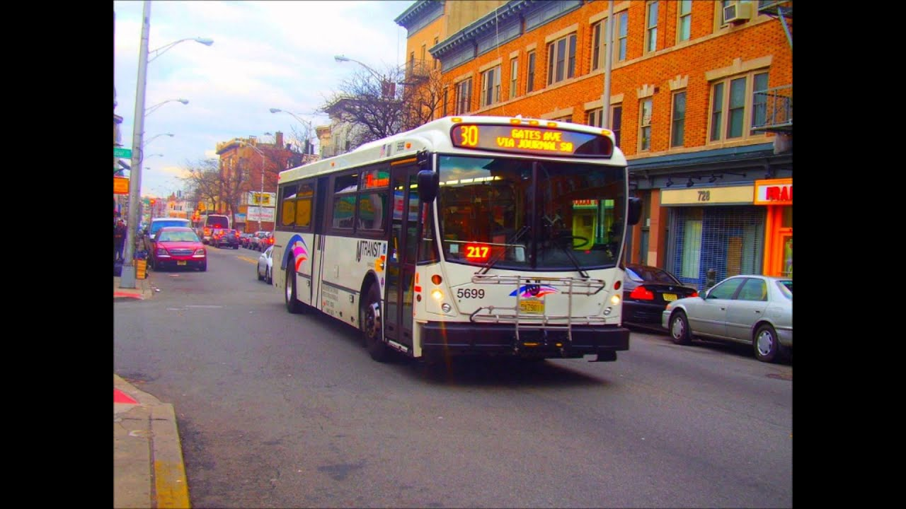 Nj Transit Bus Recording 5699 Route 80 Youtube