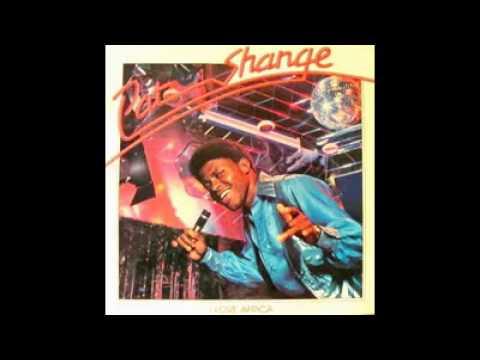 Pat Shange 'LP' I Love Africa