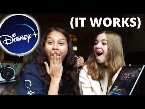 WE HACKED INTO DISNEY PLUS AND GOT A FREE ACCOUNT! (HOW TO DO IT)