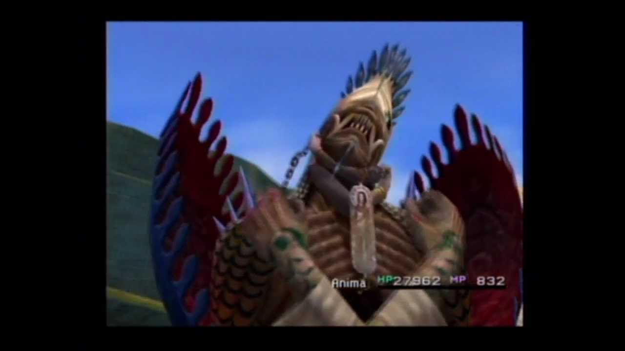 ffx all aeons overdrives hq clean versions youtube
