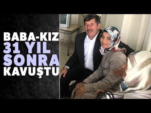 57 Yaşındaki Adnan Şair, 31 Yıl Sonra Kızıyla Buluştu