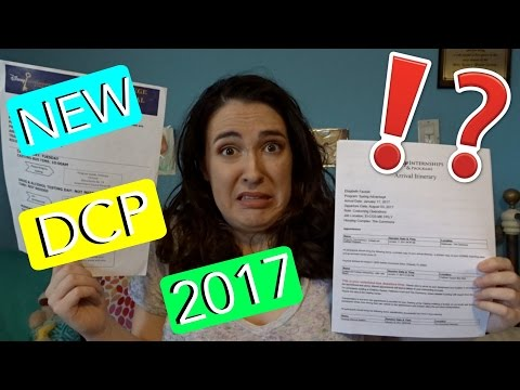 New DCP Arrival Info for 2017