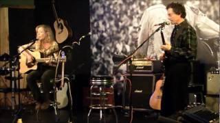 Sue Anderson and Frank Albani - Re-Tunes Open Mic - Feb 17th - 2011