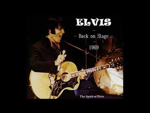 """ELVIS - """"Back on Stage 1969"""" - (New sound & New editing) - TSOE 2018 Mp3"""