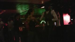 Salsa social dancing: Mab & Alexandra @ O'Sullivan, Paris