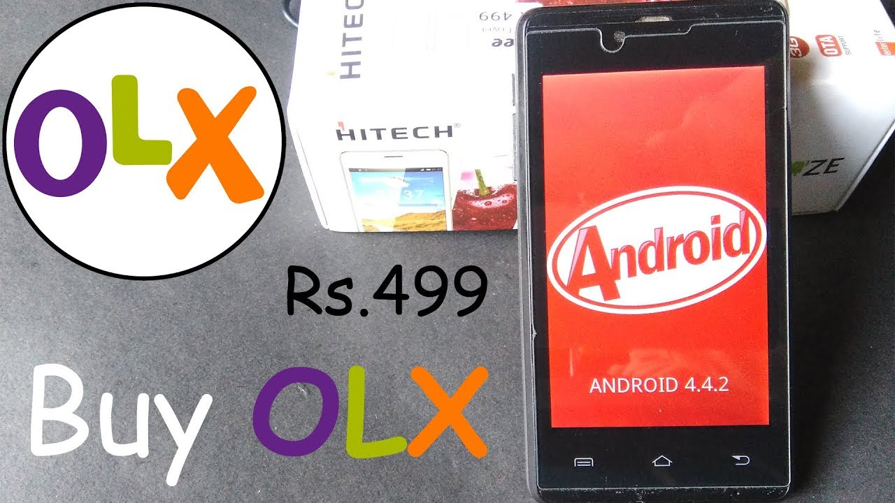 Buy Phone From OLX Unboxing | OLX Phone Unboxing | Rs  499 Android Phone