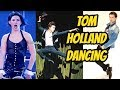 Tom Holland Amazing Dancing  Compilation Spider Man   Mp3 - Mp4 Download