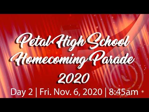 PETAL HIGH SCHOOL HOMECOMING PARADE - DAY 2