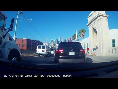 Smart dash cam footage 093-01