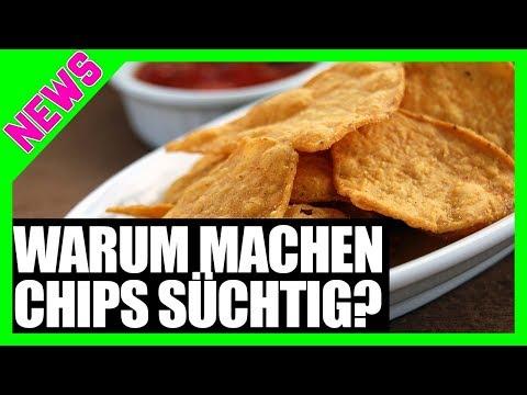 NEWS: Warum Chips süchtig machen | Süßstoffe gefährlich? | Weniger Hunger durch Sport