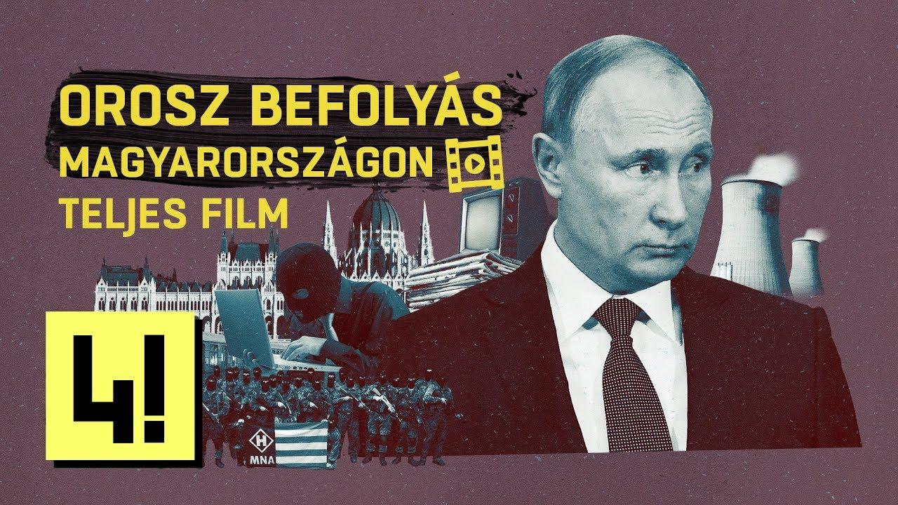 Orosz befolyás Magyarországon