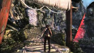 Tomb Raider 2013 - Rope Bridges - Part 15