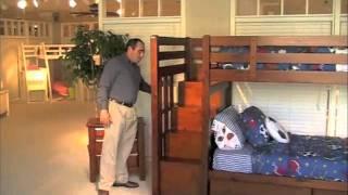 Ligo Buffalo Creek Stairway To Heaven Bunk Bed