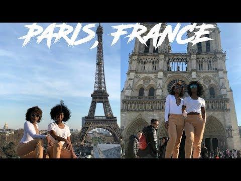 | EIFFEL IN LOVE | TRAVEL VLOG | PARIS, FRANCE | tramsue |