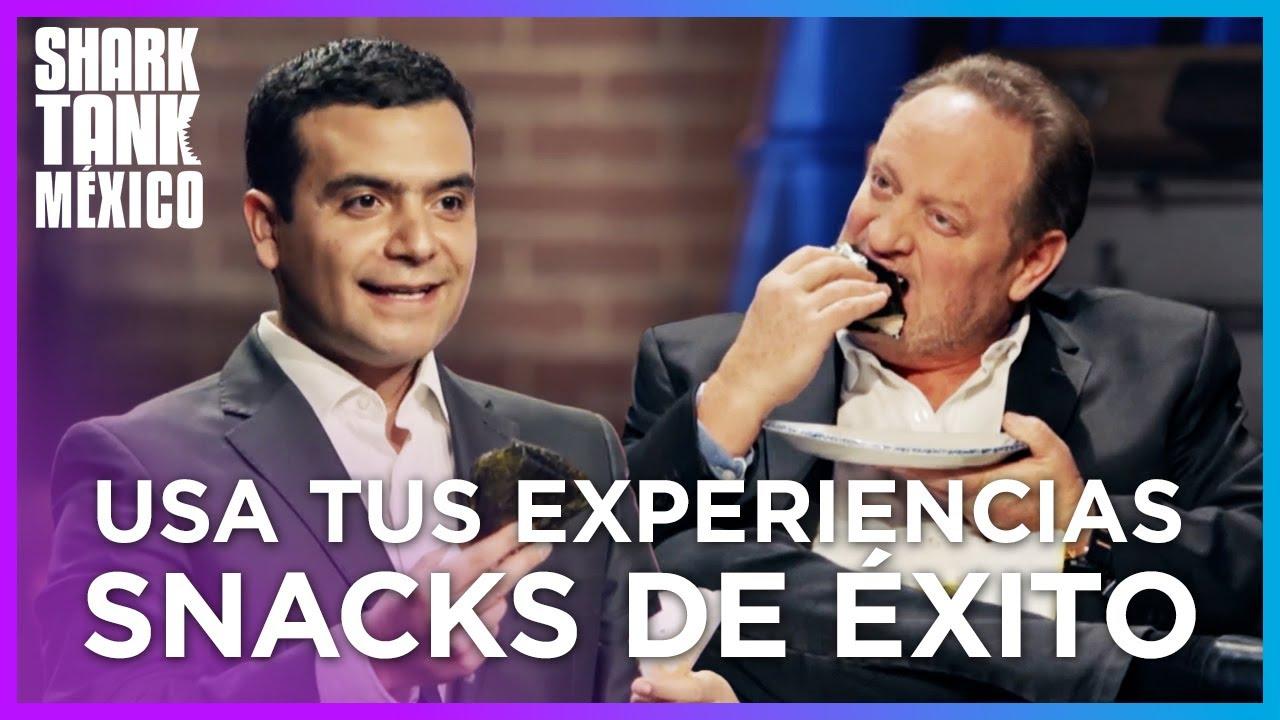 Usa tus experiencias para emprender | SNACKS DE ÉXITO | Shark Tank México