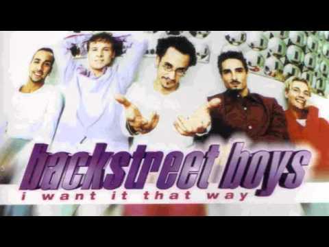 *Girl Version* I Want It That Way - Backstreet Boys