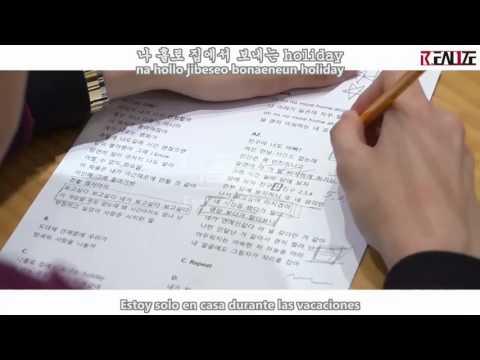 RAVI (라비) - Home Alone (Feat. Jung Yong Hwa) MV [Sub Español + Hangul + Rom] HD