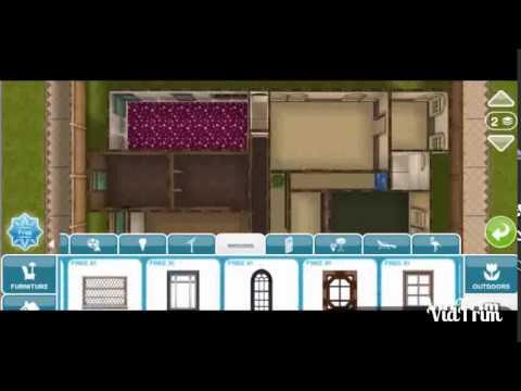 [SIMS FP] Let's build a Semi-detached house-Part 3