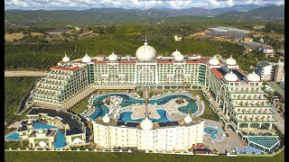 Alan Xafira Deluxe Resort \u0026 Spa 5 - Алан Ксафира Делюкс Резорт -  Турция Алания обзор отеля