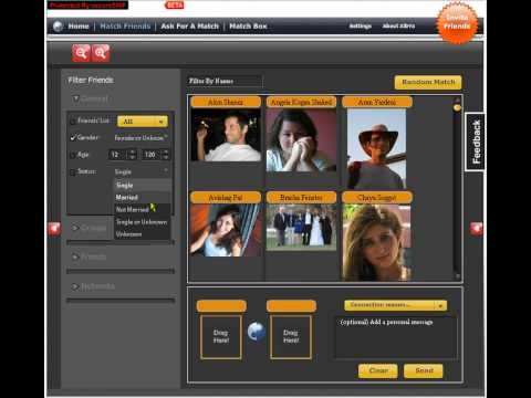 online matchmaking app