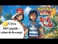 Citra Pokemon Sol 4k | 100% jugable | emulador + Juego