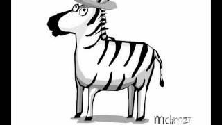 Diana Ciecierska - Mr. Zebra