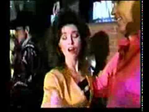 Shania Twain - Shania Singing and Dancing  (Rare Video)