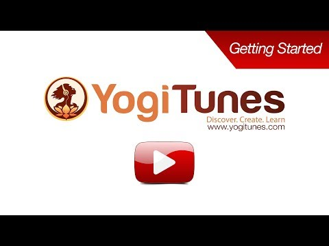 How to Use YogiTunes Yoga Music Streaming App [Part 1]