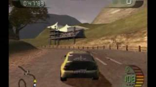 GTC (Global Touring Challenge): Africa (PS2) Gameplay