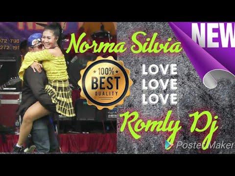Norma Silvia  Feat Romly Dj  Sonia   -  OM NEW KOLOR IJO