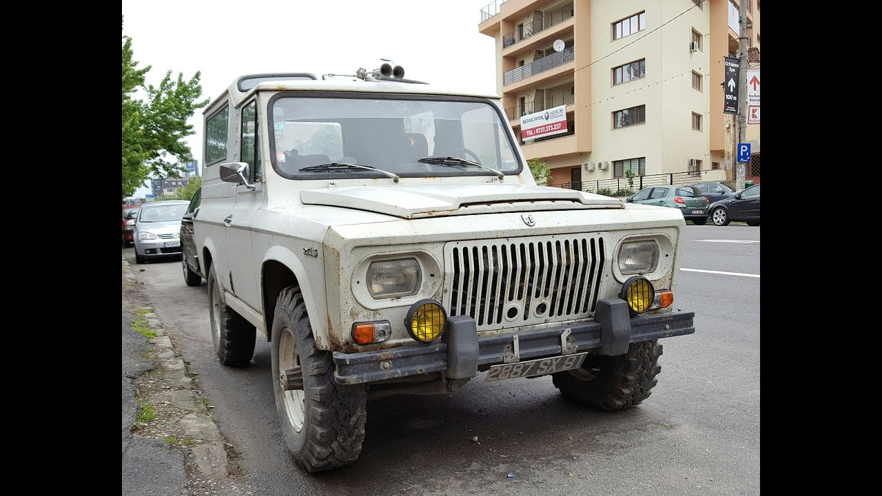 All Car Brands Owned By Volkswagen >> History of ARO, Romania's builder of off-road 4x4 vehicles