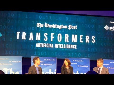 Washington Post| Transformers: Artificial Intelligence