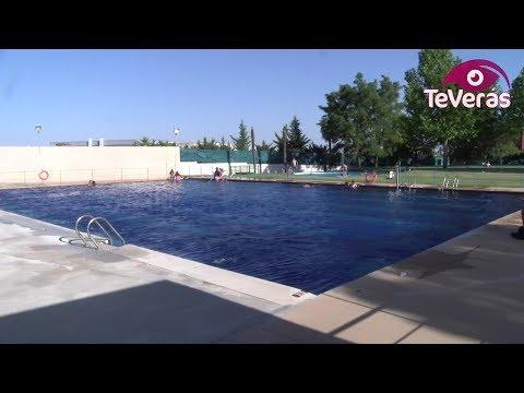 La piscina de Villarrubia de los Ojos abre sus puertas este verano